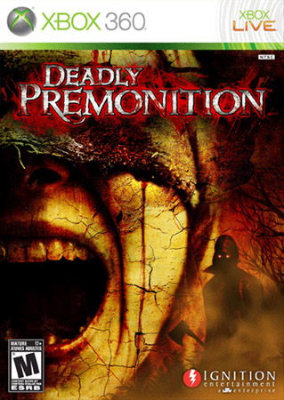 Capa de Deadly Premonition (X360)