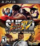 Capa de Super Street Fighter IV (PS3, X360)