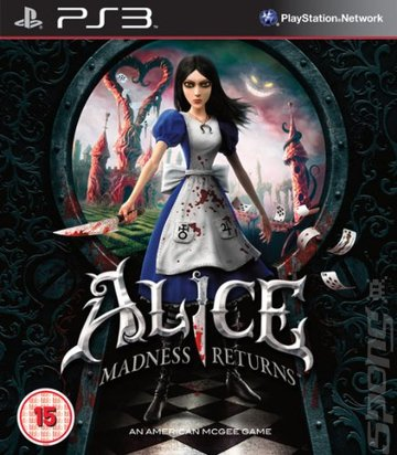 Capa de Alice: Madness Returns (PC/PS3/X360)
