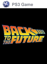 Back to the Future - The Game (iPad/PC/PSN)