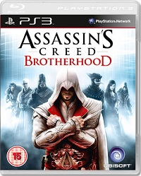 Capa de Assassin's Creed Brotherhood (PS3)