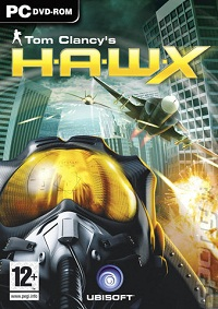 Capa de Tom Clancy's H.A.W.X. (PC)