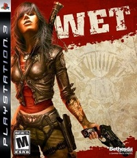 Capa de Wet (PS3)