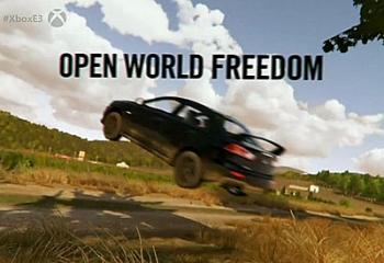 O mundo aberto REAL de Forza Horizon 2